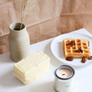 Cozy | Noix de pécans + Beurre + Sirop d'érable