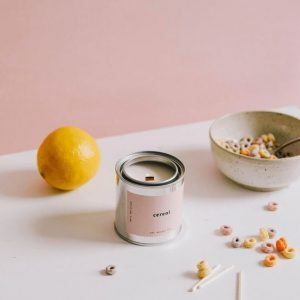 Cereal | Citron + Baies + agrumes